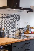 Simply apartment kitchen decorating ideas 40