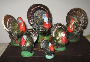 Stunning paper mache ideas for thanksgiving to decorate your home 21