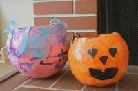 Stunning paper mache ideas for thanksgiving to decorate your home 44