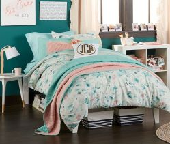 Stylish cool dorm rooms style decor ideas 34