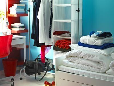 Stylish cool dorm rooms style decor ideas 45