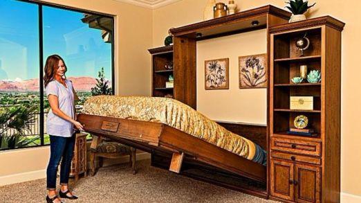 Wonderful diy furniture ideas for space saving 20