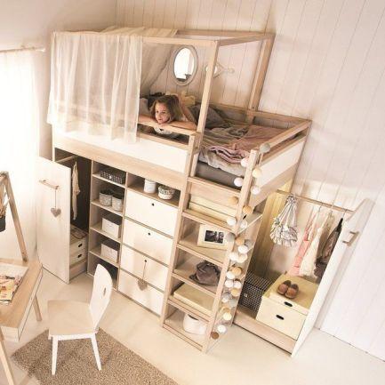 Wonderful diy furniture ideas for space saving 43