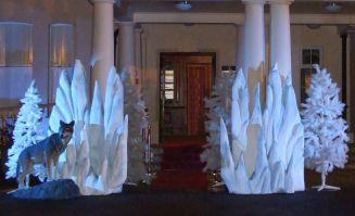 Wonderful winter wonderland decoration ideas 01