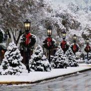 Wonderful winter wonderland decoration ideas 08