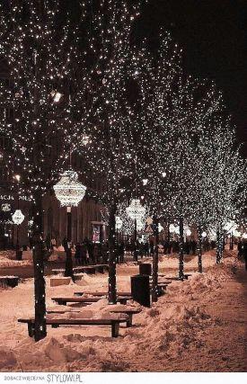 Wonderful winter wonderland decoration ideas 10