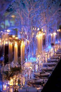 Wonderful winter wonderland decoration ideas 11