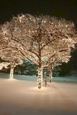 Wonderful winter wonderland decoration ideas 28