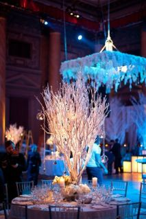 Wonderful winter wonderland decoration ideas 34