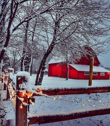 Wonderful winter wonderland decoration ideas 36