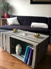 Adorable coffee table designs ideas 28