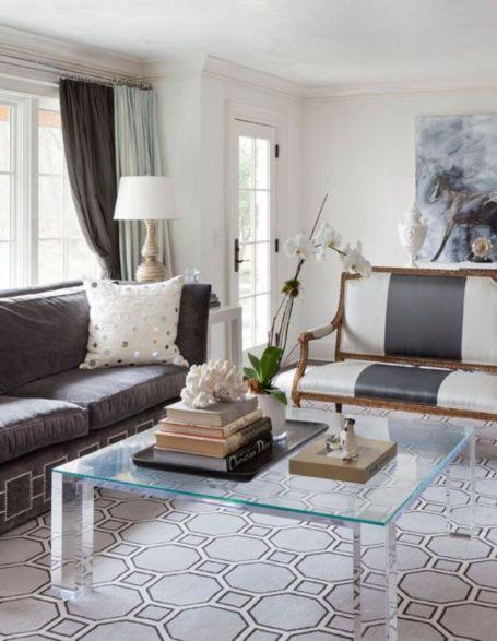 Adorable coffee table designs ideas 35