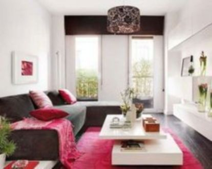 Amazing living room paint ideas by brown furniture 01