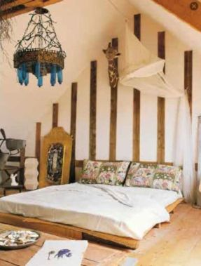 Awesome wooden panel walls bedroom ideas 09