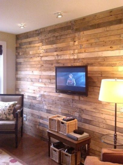 Awesome wooden panel walls bedroom ideas 26