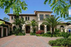 Beautiful mediterranean patio designs ideas 28