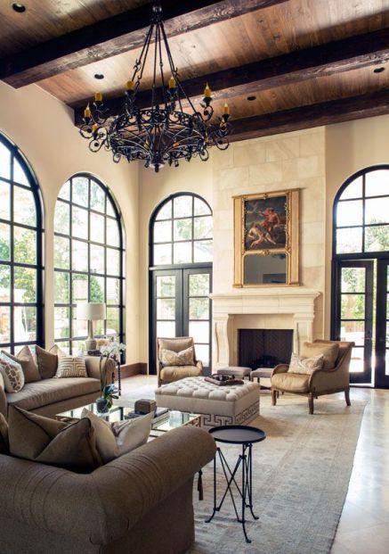 Beautiful mediterranean patio designs ideas 38