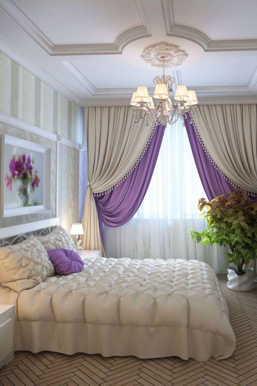 Cozy farmhouse master bedroom decoration ideas 21