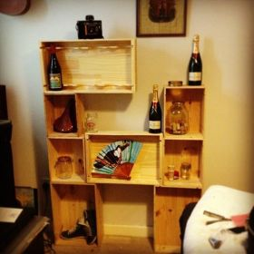 Creative ideas for repurposing old crates that are worth stealing 02