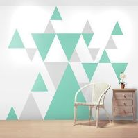 Fascinating striped walls living room designs ideas 08