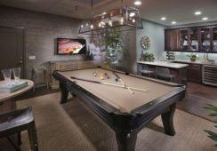 Impressive masculine game room decor ideas 02