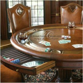 Impressive masculine game room decor ideas 18
