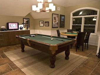 Impressive masculine game room decor ideas 20