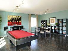 Impressive masculine game room decor ideas 23