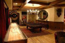 Impressive masculine game room decor ideas 25