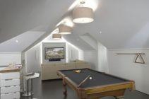 Impressive masculine game room decor ideas 36