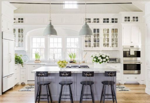Inspiring coastal kitchen design ideas 06