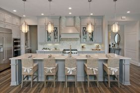 Inspiring coastal kitchen design ideas 21