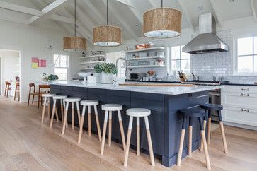 Inspiring coastal kitchen design ideas 28