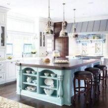 Inspiring coastal kitchen design ideas 33