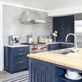 Inspiring coastal kitchen design ideas 38