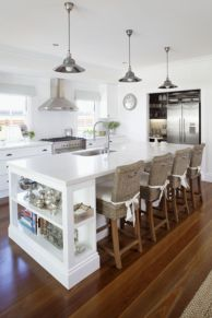 Inspiring coastal kitchen design ideas 39