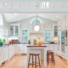 Inspiring coastal kitchen design ideas 41
