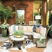 Inspiring outdoor garden wall mirrors ideas 07