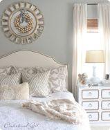 Lovely white bedroom decorating ideas for winter 03