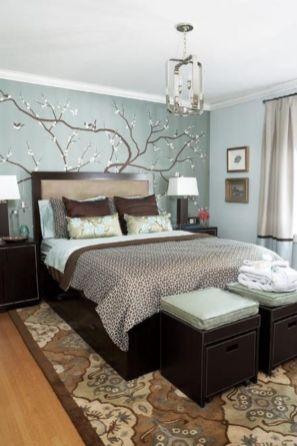 Lovely white bedroom decorating ideas for winter 15