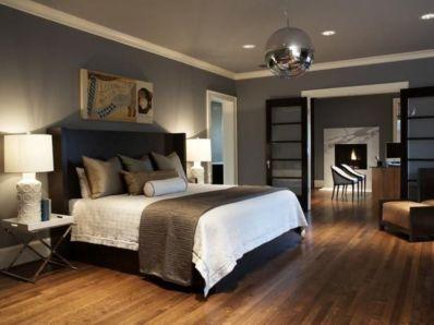 Lovely white bedroom decorating ideas for winter 35