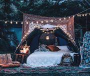 Marveolus outdoor bedroom design ideas 33