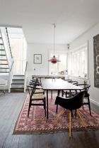 Modern scandinavian dining room chairs design ideas 09