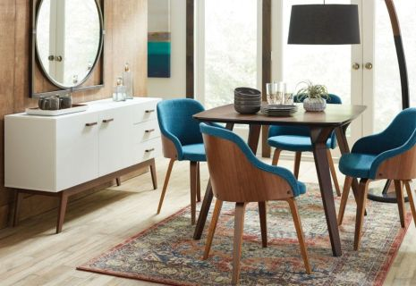 Modern scandinavian dining room chairs design ideas 13