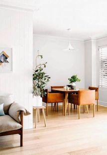Modern scandinavian dining room chairs design ideas 15