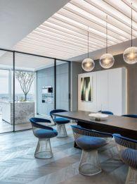 Modern scandinavian dining room chairs design ideas 19