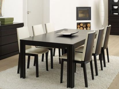 Perfect extandable dining table design ideas 13