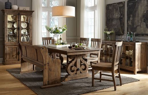 Perfect extandable dining table design ideas 15