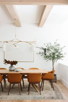 Perfect extandable dining table design ideas 24