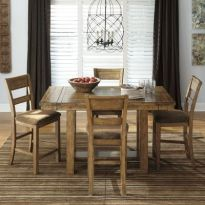 Perfect extandable dining table design ideas 30